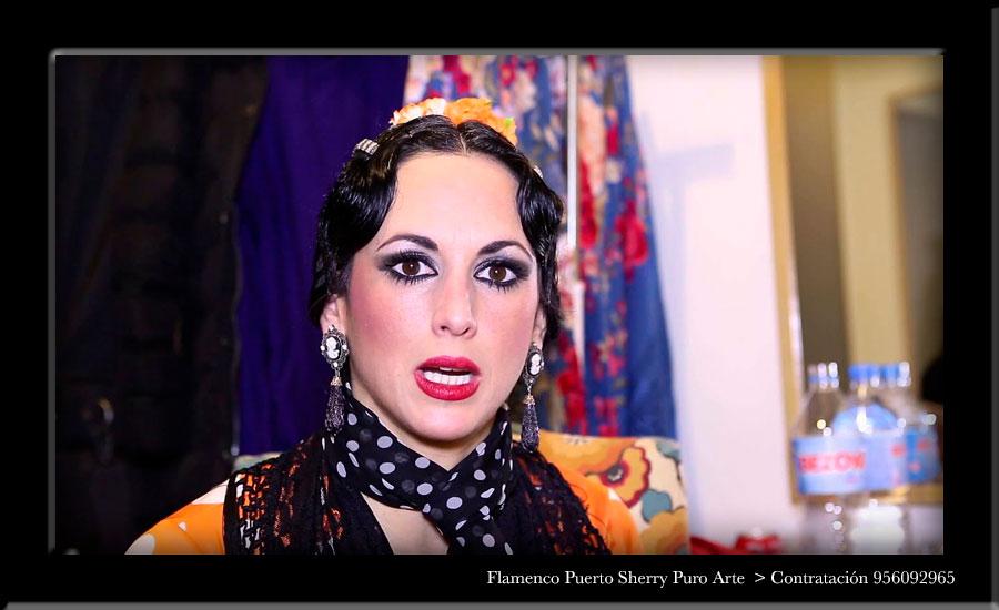 💃🏻 Flamenco en Uztarroze, Navarra