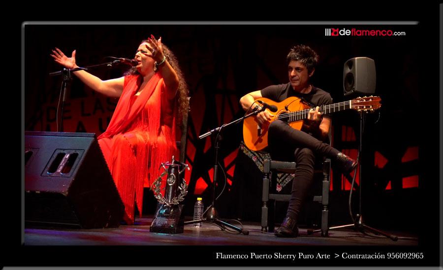 💃🏻 Flamenco en Barcena, Cantabria