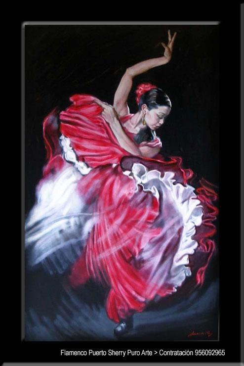 💃🏻 Flamenco en Barbadás, Orense