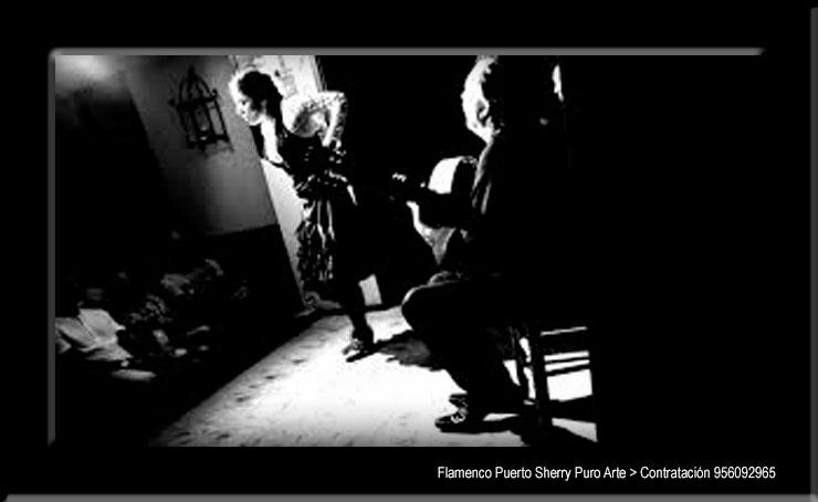 💃🏻 Flamenco en Tórtoles de Esgueva, Burgos