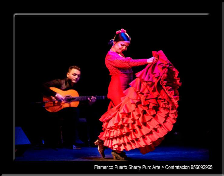 💃🏻 Flamenco en Villanova, Huesca