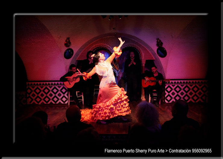 💃🏻 Flamenco en Parada de Rubiales, Salamanca