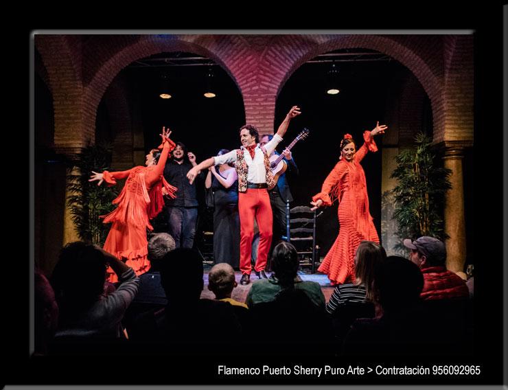 flamenco en Cáceres
