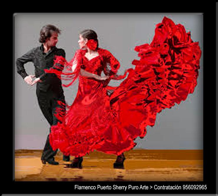 💃🏻 Flamenco en La Puebla de Alfindén, Zaragoza