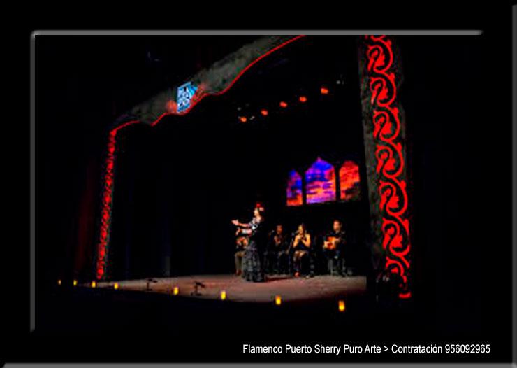 💃🏻 Flamenco en San Martin de Losa, Burgos